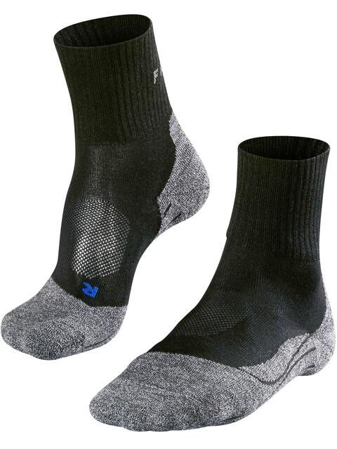 Falke TK 2 Cool Short Socks Men black-mix